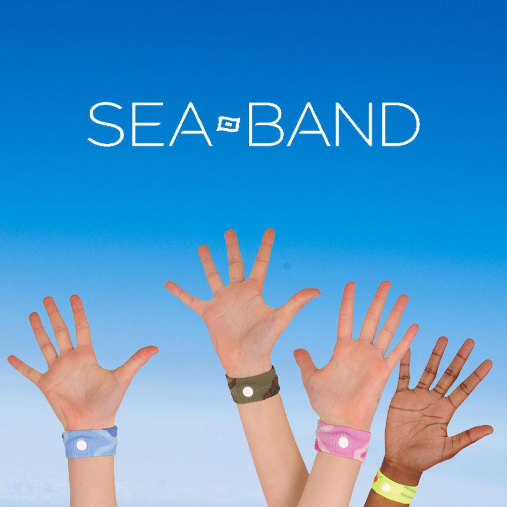 Sea-Band no mas nauseas ni mareos